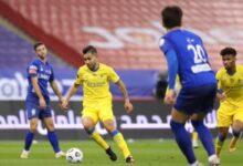 صورة الهلال ضد النصر.. تشكيلة فيتوريا وأبرز غيابات النادي الأصفر