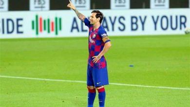 صورة موعد مباراة برشلونة وأوساسونا اليوم الأحد في الدوري الإسباني والقنوات الناقلة