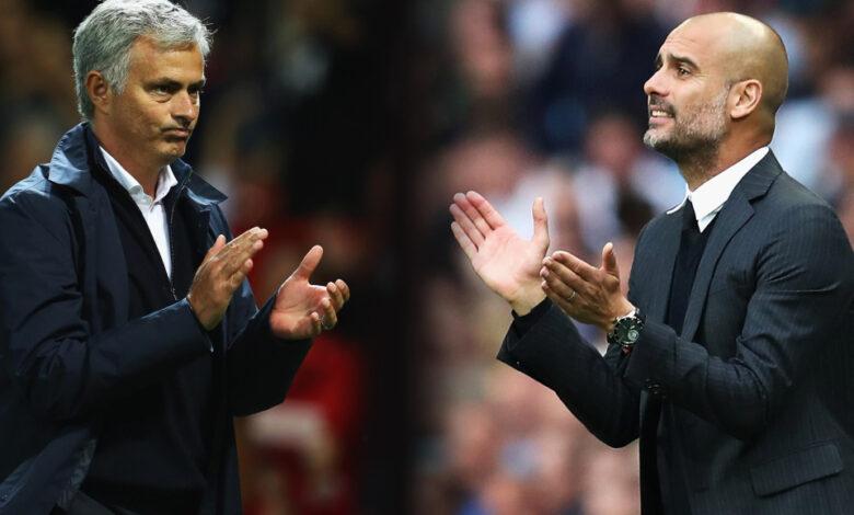 تشكيلة مباراة مانشستر سيتي المتوقعة ضد توتنهام
