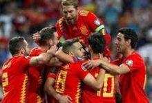 القنوات الناقلة لمباراة إسبانيا وسويسرا