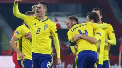 القنوات الناقلة لمباراة السويد وكرواتيا
