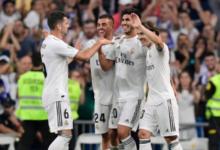 صورة تشكيلة ريال مدريد في مباراة اليوم ضد ديبورتيفو ألافيس اليوم السبت في الدوري الإسباني