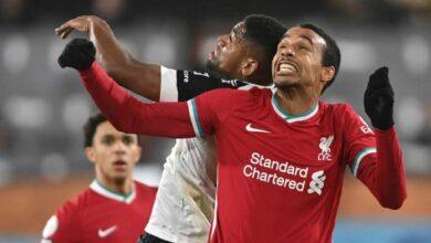 صورة تشكيلة ليفربول ضد توتنهام اليوم الأربعاء في الدوري الإنجليزي