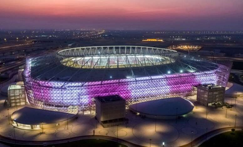 تدشين أحدث ملاعب كأس العالم في قطر