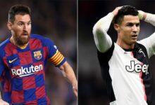 معلق مباراة برشلونة ويوفنتوس