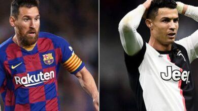 صورة معلق مباراة برشلونة ويوفنتوس والقنوات الناقلة في دوري ابطال أوروبا