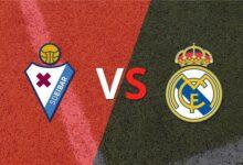 معلق مباراة ريال مدريد وإيبار الأحد 19 ديسمبر في الدوري الإسباني