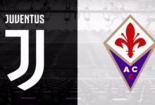 موعد مباراة يوفنتوس ضد فيورنتينا
