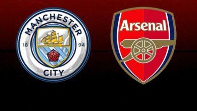 صورة موعد مباراة آرسنال ومانشستر سيتي اليوم في كأس الرابطة والقنوات الناقلة