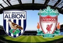 تشكيلة مباراة ليفربول المتوقعة ضد وست بروميتش