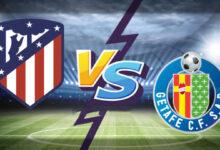 موعد مباراة اتلتيكو مدريد وخيتافي
