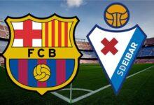 صورة موعد مباراة برشلونة وإيبار في الدوري الإسباني والقنوات الناقلة