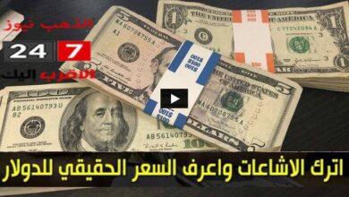 صورة سعر الدولار وأسعار العملات الأجنبية مقابل الجنيه السوداني اليوم السبت 5/12/2020 بالسوق السوداء