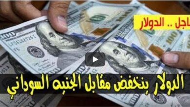 تراجع أسعار الدولار والعملات الأجنبية