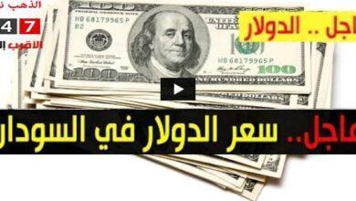 صورة أسعار الدولار والعملات الاجنبية مقابل الجنيه السوداني الإثنين 28-12-2020 من السوق السوداء