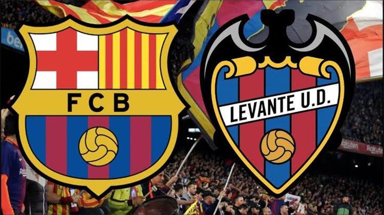 معلق مباراة برشلونة القادمة أمام ليفانتي