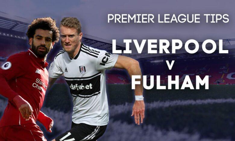 تشكيلة ليفربول المتوقعة ضد فولهام اليوم