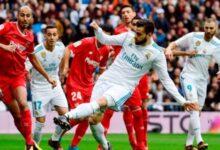 صورة موعد مباراة ريال مدريد وإشبيلية في الدوري الإسباني والقنوات الناقلة