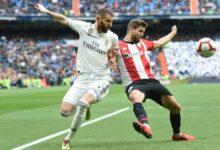 صورة معلق مباراة ريال مدريد القادمة أمام أتلتيك بلباو الثلاثاء في الدوي الإسباني