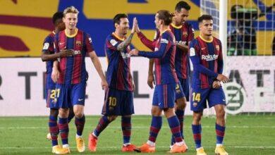 موعد مباراة برشلونة وفيرينكفاروسي