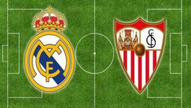 تشكيلة ريال مدريد الرسمية