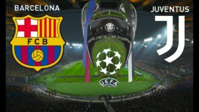 تشكيلة مباراة برشلونة اليوم المتوقعة ضد يوفنتوس