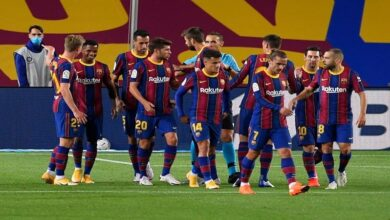 صورة موعد مباراة برشلونة وقادش القادمة في الدوري الإسباني والقنوات الناقلة