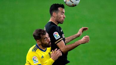 صورة بوسكيتس: الأخطاء الفردية تكلف برشلونة الخسارة
