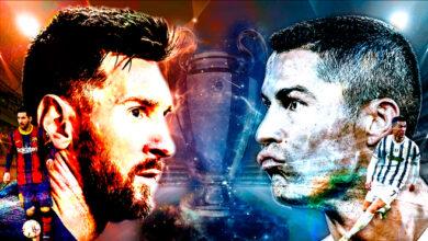 صورة ليونيل ميسي ضد كريستيانو رونالدو: مواجهة ملوك كرة القدم مرة أخرى