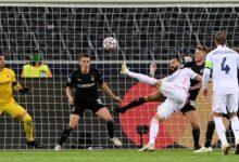 تشكيلة ريال مدريد ضد بوروسيا مونشنغلادباخ