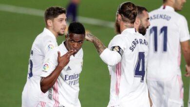 صورة تشكيلة ريال مدريد في مباراة اليوم ضد مونشنغلادباخ اليوم الأربعاء في دوري الأبطال