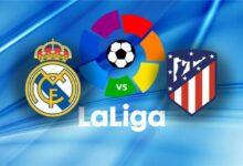 تردد القنوات المفتوحة الناقلة لمباراة ريال مدريد واتلتيكو مدريد