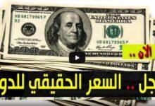 ارتفاع أسعار الدولار