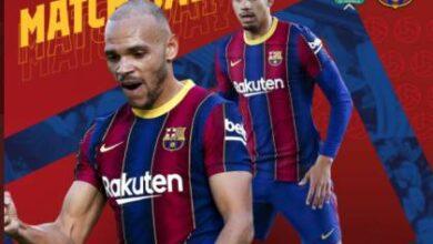 القنوات الناقلة لمباراة برشلونة ضد كورنيا