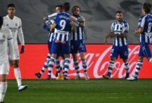 صورة تشكيلة ريال مدريد في مباراة اليوم ضد ديبورتيفو ألافيس في الدوري الإسباني