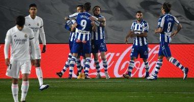 تشكيلة ريال مدريد في مباراة اليوم ضد ديبورتيفو ألافيس