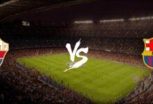 صورة موعد ومعلق مباراة برشلونة والتشي في الدوري الإسباني