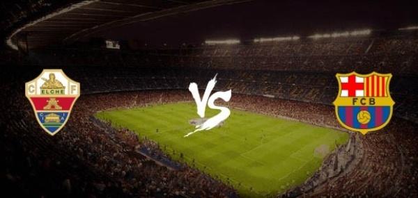 معلق مباراة برشلونة والتشي