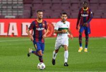 صورة القنوات المفتوحة الناقلة لمباراة برشلونة وإلتشي مجانا في الدوري الإسباني
