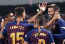 تشكيلة برشلونة المتوقعة ضد هويسكا