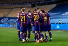 صورة بث مباشر.. مشاهدة مباراة برشلونة وإلتشي اليوم في الدوري الاسباني