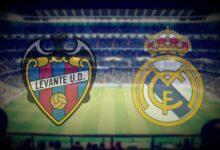 تشكيلة ريال مدريد في مباراة اليوم ضد ليفانتي