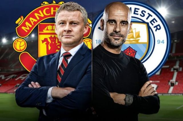 تشكيلة مباراة مانشستر يونايتد ومانشستر سيتي