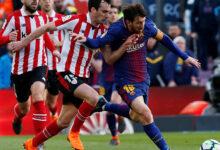 صورة القنوات المفتوحة الناقلة لمباراة برشلونة وأتلتيك بلباو مجاناً في الدوري الاسباني