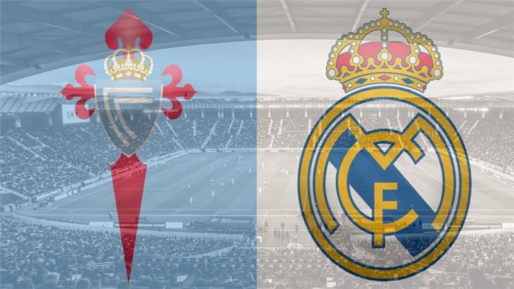موعد مباراة ريال مدريد وسيلتا فيغو