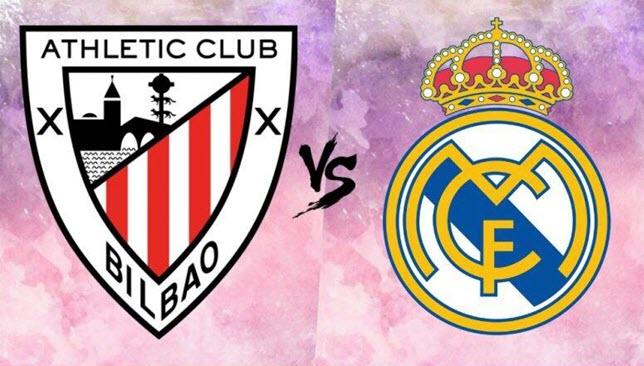 تردد القنوات الناقلة لمباراة ريال مدريد اليوم ضد أتلتيك بلباو