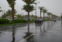 صورة تحذيرات من حالة الطقس في جميع أنحاء المملكة العربية السعودية حتى يوم السبت