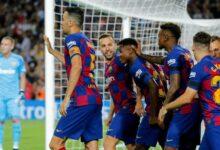صورة تشكيلة برشلونة في مباراة اليوم ضد أتلتيك بيلباو في نهائي كأس السوبر الإسباني