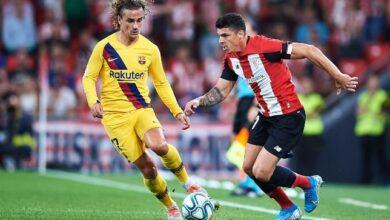 صورة تشكيلة برشلونة المتوقعة أمام أتلتيك بلباو في نهائي كأس السوبر الإسباني