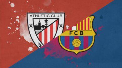 تشكيلة برشلونة أمام أتلتيك بلباو الأحد